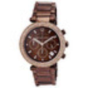 Parker Chronograph Espresso Ladies Watch MK5578